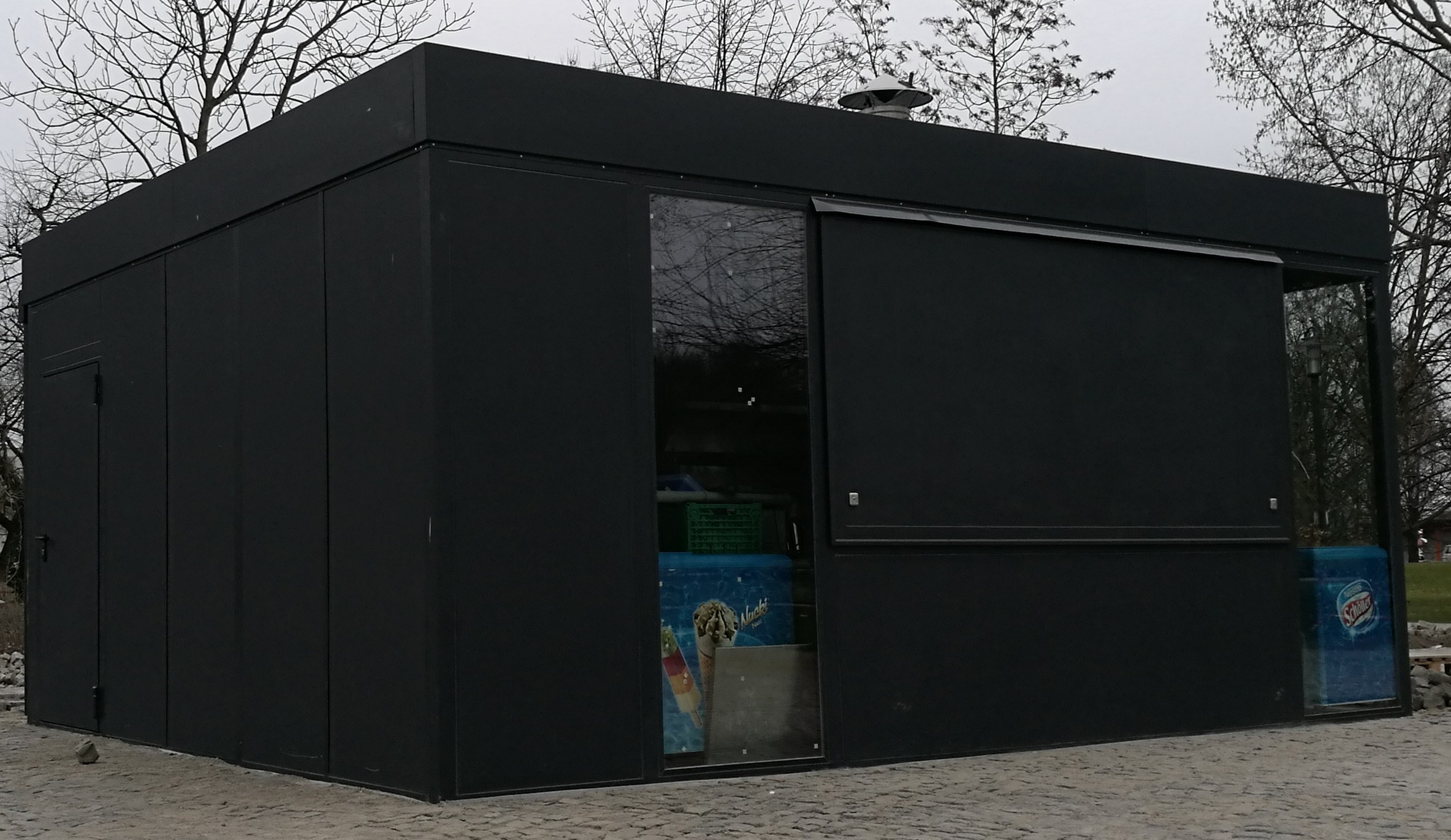 Event Pavillon Container