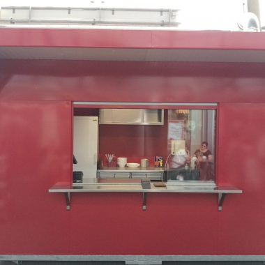 Grill Kiosk Container Imbiss Imbisskiosk