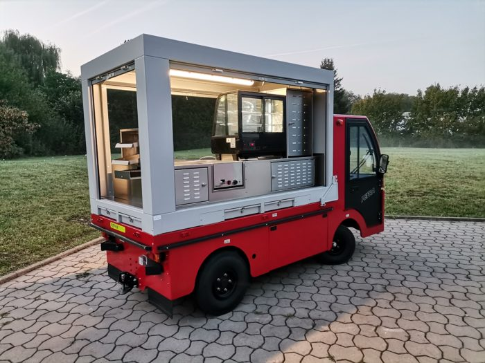 Foodtruck Elektro